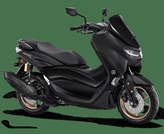 Yamaha Nmax Abs 2020-Matte Black
