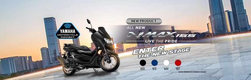 Yamaha Nmax2020
