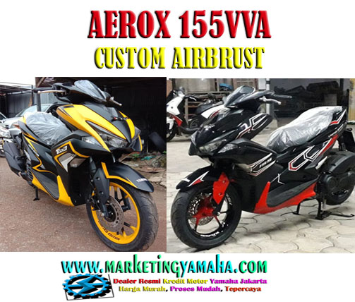 Aerox 155 Custom
