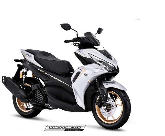 All New Aerox Connected Abs